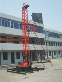 China XY-4T Core Drilling Rig with Tower all-in-one distributor
