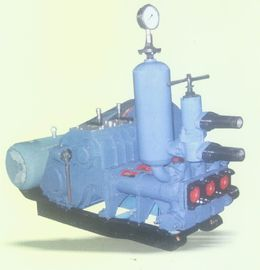 China BW-250 Oil field Drilling Mud Pump geological survey horizontal two-cylinder reciprocating pump distributor