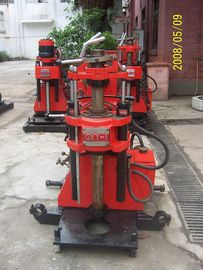 China GXY-1 Portable Skid Mounted Drilling Rig For Survey Solid Mineral Deposit factory