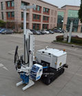 High Efficienct Anchor Drilling Rig with Long Life Down Hole Equipment QY -60L